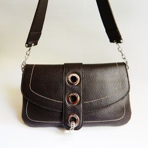 Lamarthe Paris Leather Shoulder bag